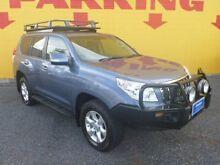 2013 Toyota Landcruiser Prado KDJ150R GXL Blue 5 Speed Sports Automatic Wagon Winnellie Darwin City Preview