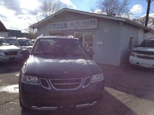 2007 Saab 9-7X V8 Fully certified and Etested!