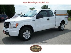 2013 Ford F-150 Super Cab Short Box 2WD | CERTIFIED
