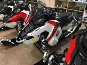 2017 Polaris SwitchBack PRO S 800 ES - SAVE $2700!!!!