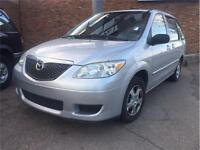 2005 Mazda MPV Wagon 50% OFF! 1 owner! low kms