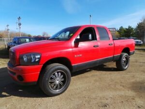 2008 Dodge RAM 1500 SLT For Sale Edmonton