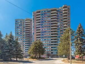 Tridel Built 2+1 Bdrms, 2 Full Bath, Sun-Filled Unit,West View