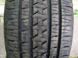 275 55 20 Bridgestone Allenza Tires on OEM RIMS 6 X 139.7mm