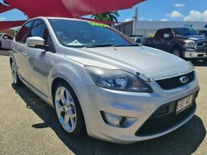 2010 Ford Focus XR5 TURBO Silver Manual Hatchback Mackay Mackay City Preview