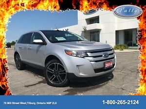 2014 Ford Edge SEL, Only $17,995, Roof,AWD, Nav!!!