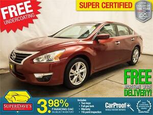 2014 Nissan Altima 2.5 SV *Warranty*