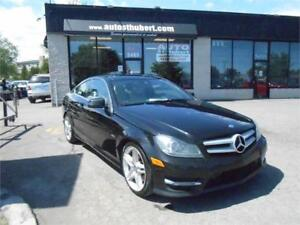 MERCEDES-BENZ C350 COUPE 4MATIC 2012 **NAVIGATION/GPS**