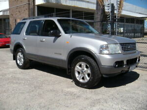 2005 Ford Explorer UZ XLT (4x4) Silver 5 Speed Automatic Wagon Wangara Wanneroo Area Preview