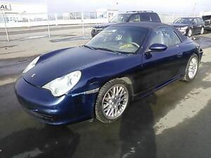 2003 Porsche 911 Convertible