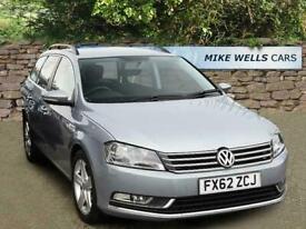 image for 2012 Volkswagen Passat 1.6 TDI Bluemotion Tech SE Estate Diesel Manual