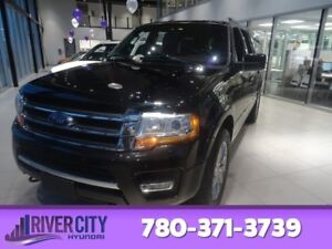 2017 Ford Expedition Max AWD MAX LIMITED Navigation (GPS),  Leat