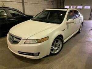 2008 ACURA TL TOURING 217,000KM CUIR / TOIT / MAGS !