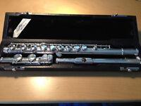 Miyazawa Solid Silver Professional Flute