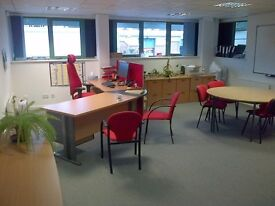 Serviced Offices in Wolverhampton - 100Mbps FAST Broadband to each office!!!