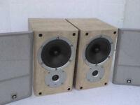 100W KEF Cresta 10 Stereo Speakers - Heathrow
