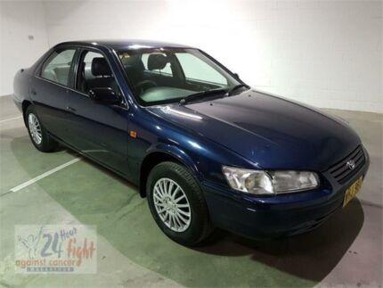 1999 Toyota Camry MCV20R CSi Blue 4 Speed Automatic Sedan Campbelltown Campbelltown Area Preview