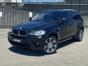 2013 BMW X5 E70 MY1112 xDrive30d Steptronic Black 8 Speed Sports Automatic Wagon New Lambton Newcastle Area Preview