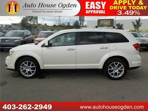 2014 Dodge Journey R/T 7 PASSENGER NAVI ROOF DVD BACK UP CAM
