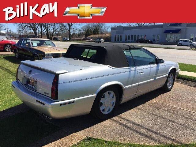 Image 7 Voiture Américaine d'occasion Cadillac Eldorado 2001