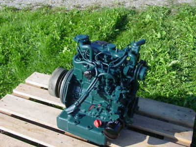 Diesel Motor Kubota D722 guterzustand 850 Stunden gelaufen - Kubota Diesel Motor