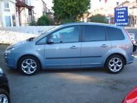 Ford C-Max by Claremont Service Station, Bolton, Lancashire