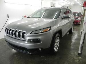 2015 Jeep Cherokee North, Bluetooth, Cruise, Écran, Mags, 4X4