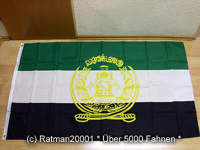 Fahnen Flagge Afghanistan 1996 bis 2001- 90 x 150 cm