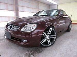 1998 Mercedes-Benz SLK-Class Kompressor (AMG Trim) Convertible
