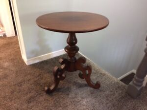 Antique Table SOLD Ancaster Garage Sale - Buyer PICK up Required
