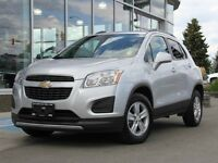 2015 Chevrolet TRAX Certified   One Owner   AWD   1LT   Bluetoot