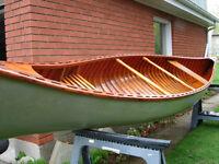 Chestnut Prospector Canoe