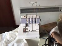 Overlocker / Overlock Sewing Machine - Janome MyLock 634D