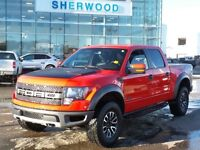 2012 Ford F-150 SVT Raptor (Navigation, Front/Rear Cameras, Heat