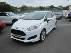 Ford Fiesta 1.0 Zetec S 3dr PETROL MANUAL 2016/66