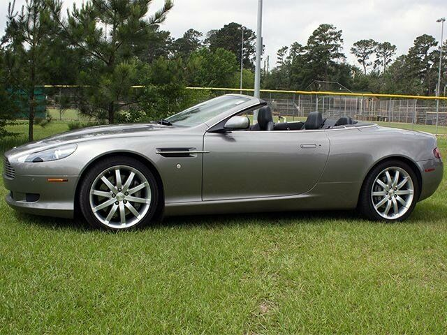 Aston Martin : DB9 Volante Convertible 5.9L NAV CD Locking/Limited Slip Differential Traction Control ABS