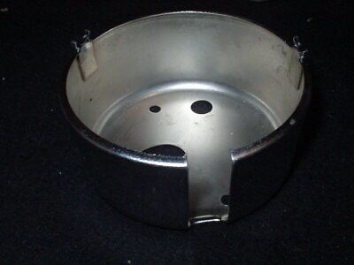 YAMAHA TACHOMETER COVER CHROME TX500 TX650 XS500 NEW