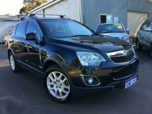 2013 Holden Captiva CG MY13 5 LT (AWD) Black Metallic 6 Speed Automatic Wagon Margaret River Margaret River Area Preview