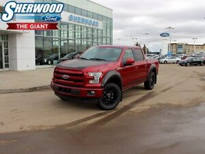 2017 Ford F-150 Lariat GIANT Customs Roush Supercharged - 600HP!