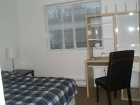 FURNISHED BEDROOM AVAILABLE DEC 01 IN FRANKLYN RD BY LEATHEAD RD