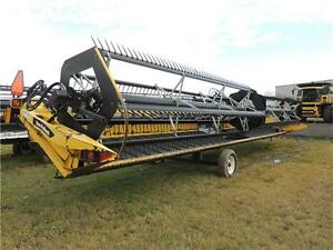 2004 New Holland 94C Header - 30', TR/TX adapter, EXC COND Regina Regina Area image 4
