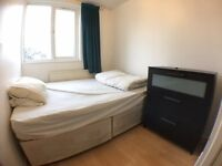 Very generous Single room furnished in shared house - £495 - New Cross (ZONE 2) - Available now.
