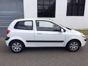 2008 HYUNDAI GETZ SX, LOW 100,000 KM'S, SERVICED, REGO + RWC! Woolloongabba Brisbane South West Preview
