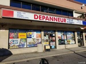 15 years Depanneur for Sale (In Brossard)