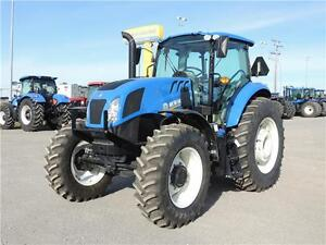 New Holland TS6.140 Plus - 115 PTO HP, Economy Model!