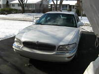 1999 Buick Park Avenue Ultra_very good condition Sedan
