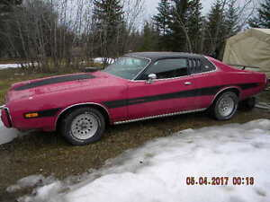 1973 CHARGER SE