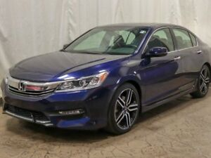 2016 Honda Accord Sedan Sport Automatic w/ Backup Camera