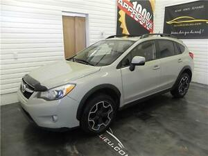 2013 SUBARU XV CROSSTREK 2,0I LIMITED (AWD),TOIT,CUIR,AIR,GPS