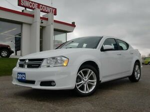 2012 Dodge Avenger SXT ONLY 32000 KMS!!!